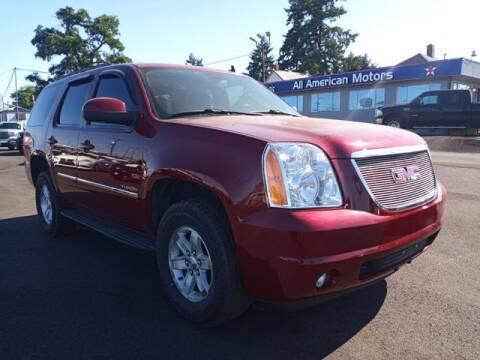 2011 GMC Yukon for sale at All American Motors in Tacoma WA