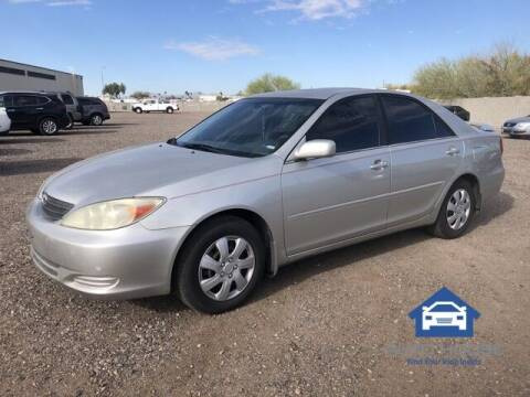 2003 Toyota Camry for sale at AUTO HOUSE PHOENIX in Peoria AZ