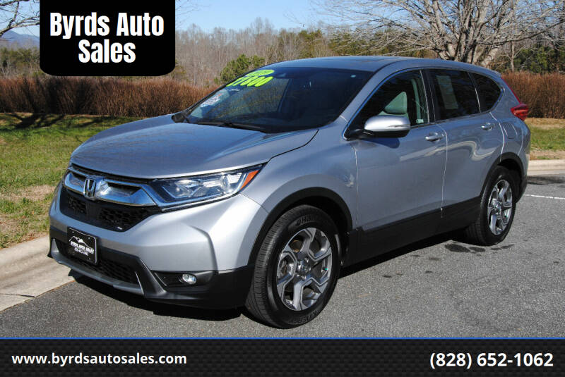 2019 Honda CR-V for sale at Byrds Auto Sales in Marion NC