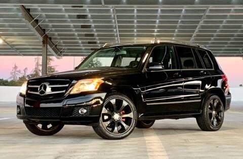 2011 Mercedes-Benz GLK for sale at Car Hero LLC in Santa Clara CA