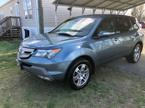 2007 Acura MDX for sale at IH Auto Sales in Jacksonville NC