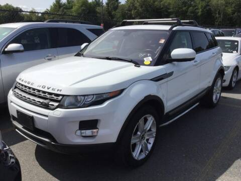 2013 Land Rover Range Rover Evoque for sale at First Hot Line Auto Sales Inc. & Fairhaven Getty in Fairhaven MA