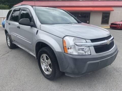 2005 Chevrolet Equinox for sale at CON ALVARO ¡TODOS CALIFICAN!™ in Columbia TN