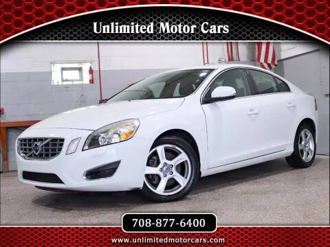 2013 Volvo S60 for sale at Unlimited Motor Cars in Bridgeview IL
