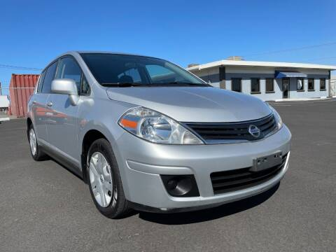 2010 Nissan Versa for sale at Approved Autos in Sacramento CA