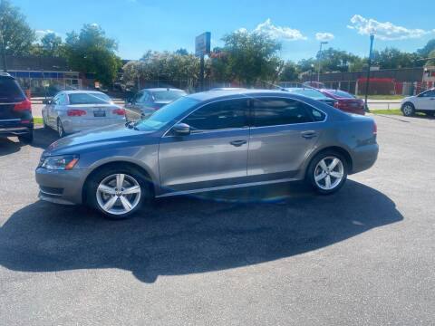 2015 Volkswagen Passat for sale at BWK of Columbia in Columbia SC