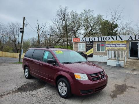 2009 Dodge Grand Caravan for sale at Auto Tronix in Lexington KY