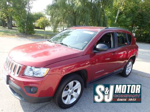 2011 Jeep Compass for sale at S & J Motor Co Inc. in Merrimack NH