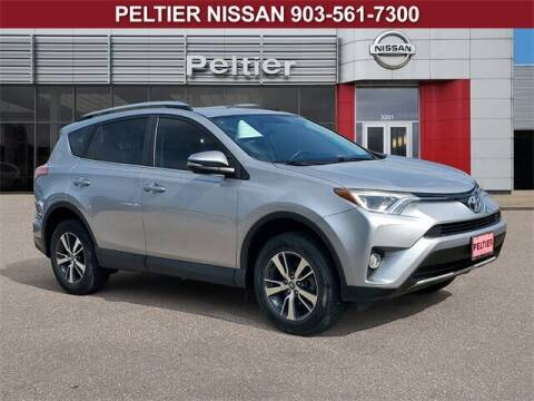 2016 Toyota RAV4 for sale at TEX TYLER Autos Cars Trucks SUV Sales in Tyler TX