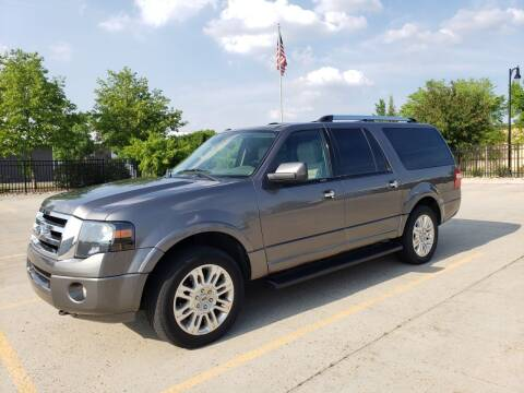 2012 Ford Expedition EL for sale at Northstar Auto Brokers in Fargo ND