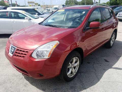2009 Nissan Rogue for sale at P S AUTO ENTERPRISES INC in Miramar FL