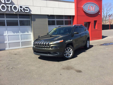 2015 Jeep Cherokee for sale at Legend Motors of Waterford - Legend Motors of Detroit in Detroit MI