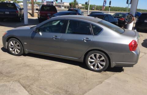 2007 Infiniti M35 for sale at CONTINENTAL AUTO EXCHANGE in Lemoore CA