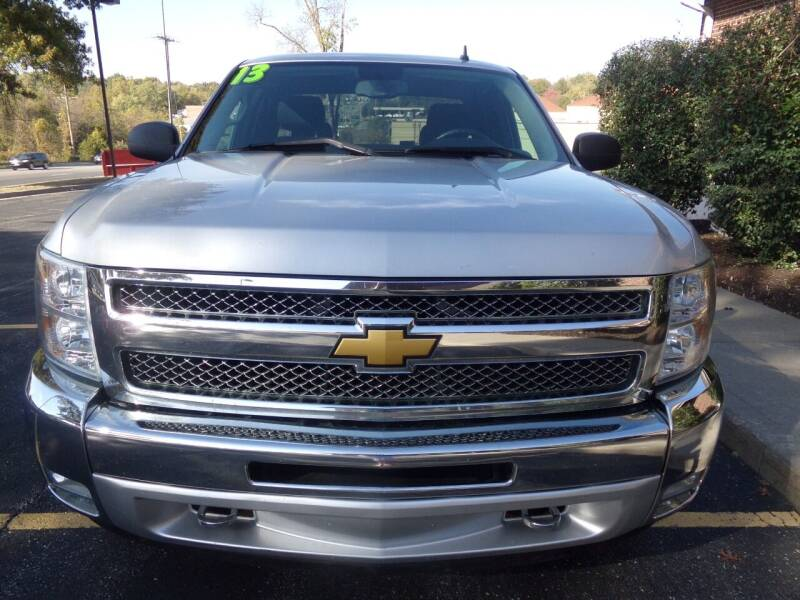 2013 Chevrolet Silverado 1500 for sale at US Auto Brokers LLC in Kansas City MO