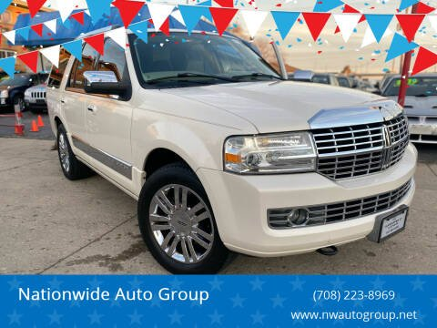 2008 Lincoln Navigator for sale at Nationwide Auto Group in Melrose Park IL