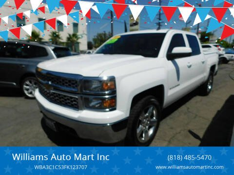 2014 Chevrolet Silverado 1500 for sale at Williams Auto Mart Inc in Pacoima CA