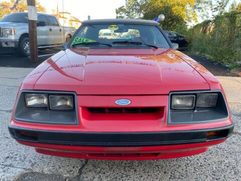 1985 Ford Mustang for sale at Best Cars R Us in Plainfield NJ