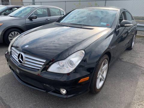2008 Mercedes-Benz CLS for sale at JerseyMotorsInc.com in Teterboro NJ