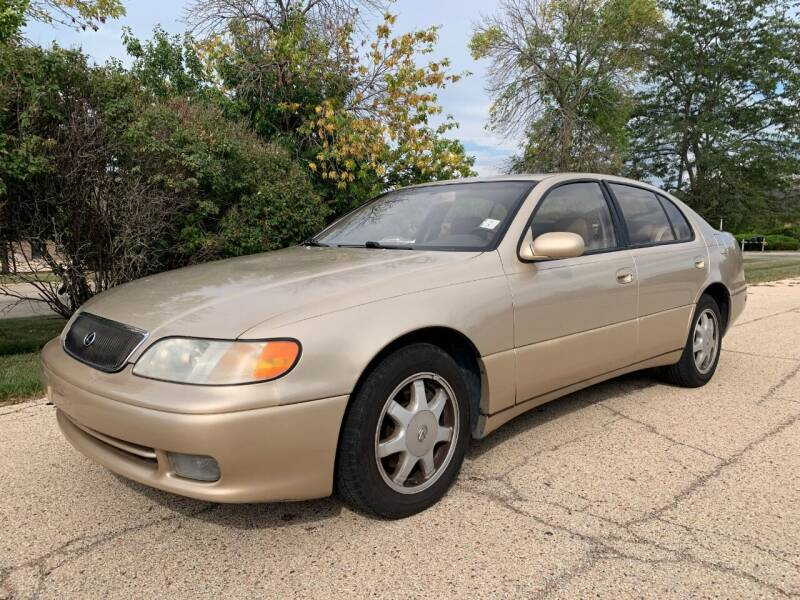 1993 Lexus GS 300 for sale at All Star Car Outlet in East Dundee IL