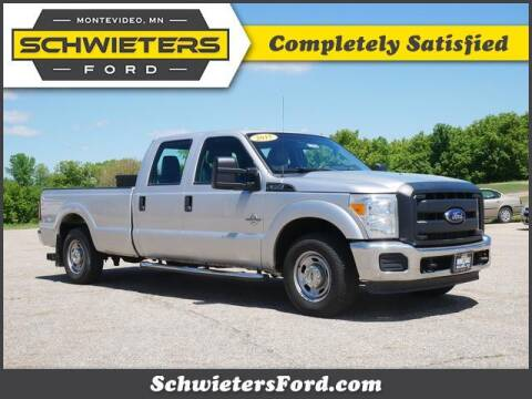 2015 Ford F-350 Super Duty for sale at Schwieters Ford of Montevideo in Montevideo MN