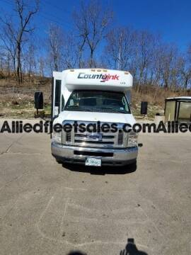 2011 Ford E-450 Shuttle Bus for sale at Allied Fleet Sales in Saint Charles MO