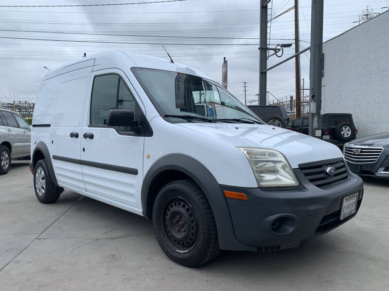 2013 Ford Transit Connect for sale at Best Buy Quality Cars in Bellflower CA