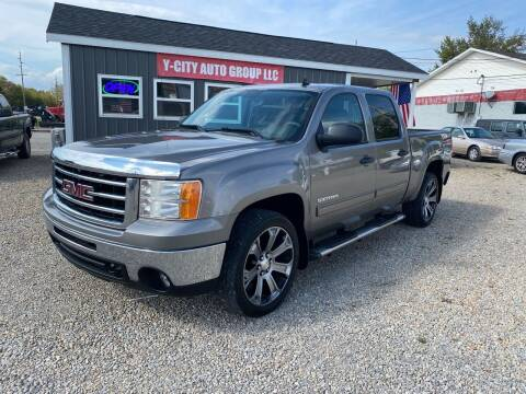 2012 GMC Sierra 1500 for sale at Y City Auto Group in Zanesville OH