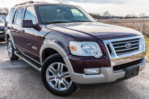 2006 Ford Explorer for sale at Fruendly Auto Source in Moscow Mills MO