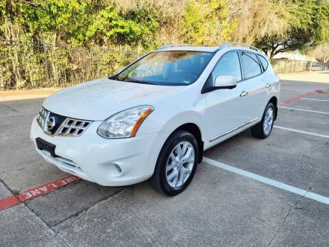 2013 Nissan Rogue for sale at DFW Autohaus in Dallas TX