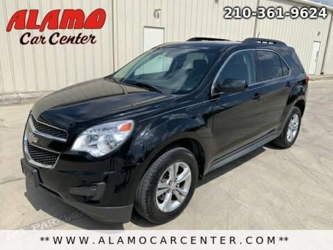 2013 Chevrolet Equinox for sale at Alamo Car Center in San Antonio TX