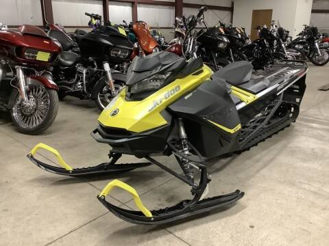 2018 Ski-Doo Summit® SP Rotax® 85 for sale at Road Track and Trail in Big Bend WI