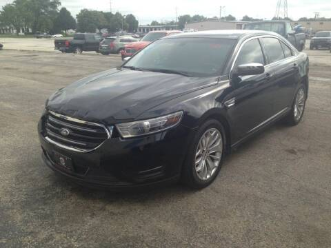 2016 Ford Taurus for sale at Scott's Automotive in West Allis WI