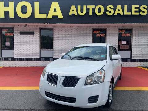 2009 Pontiac Vibe for sale at HOLA AUTO SALES CHAMBLEE- BUY HERE PAY HERE - in Atlanta GA