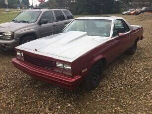 1983 Chevrolet El Camino for sale at Seneca Motors, Inc. (Seneca PA) in Seneca PA