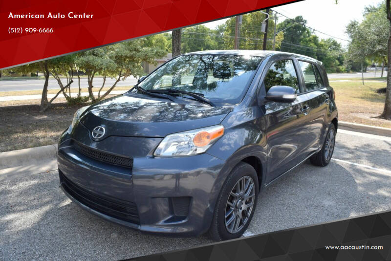 2010 Scion xD for sale at American Auto Center in Austin TX