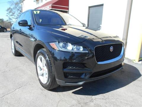 2017 Jaguar F-PACE for sale at AutoStar Norcross in Norcross GA