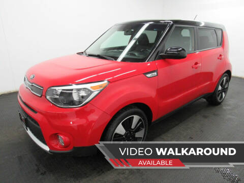 2018 Kia Soul for sale at Automotive Connection in Fairfield OH