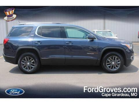 2019 GMC Acadia for sale at JACKSON FORD GROVES in Jackson MO