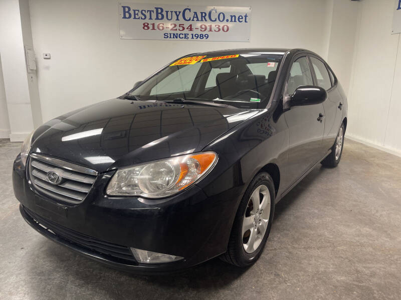 2009 Hyundai Elantra for sale at Best Buy Car Co in Independence MO