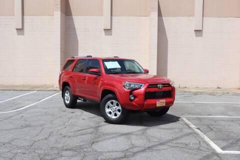2021 Toyota 4Runner for sale at El Compadre Trucks in Doraville GA