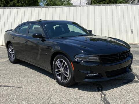2018 Dodge Charger for sale at Miller Auto Sales in Saint Louis MI