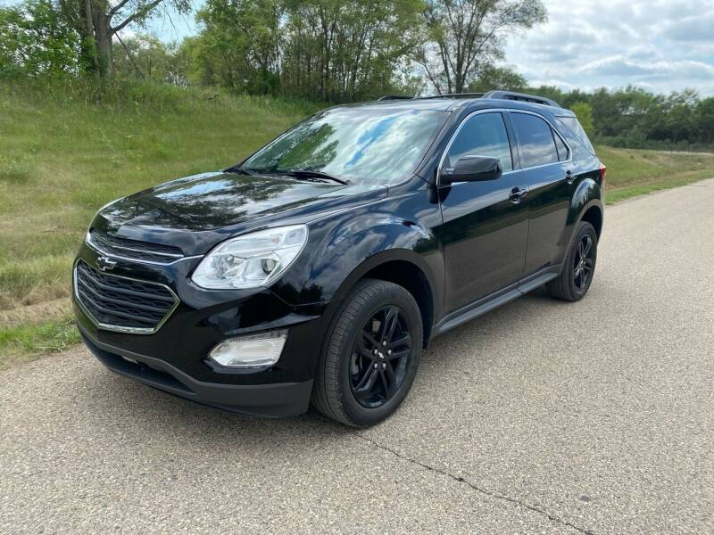 2017 Chevrolet Equinox for sale at RUS Auto LLC in Shakopee MN
