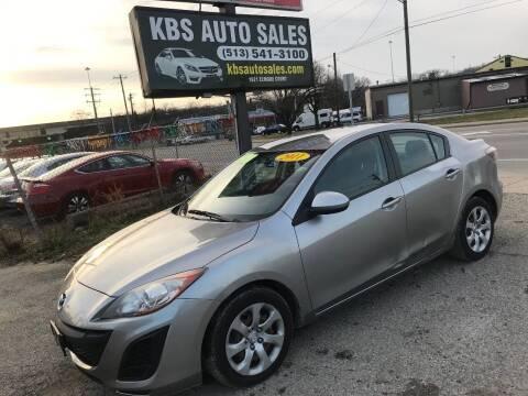 2011 Mazda MAZDA3 for sale at KBS Auto Sales in Cincinnati OH