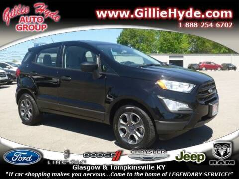 2021 Ford EcoSport for sale at Gillie Hyde Auto Group in Glasgow KY