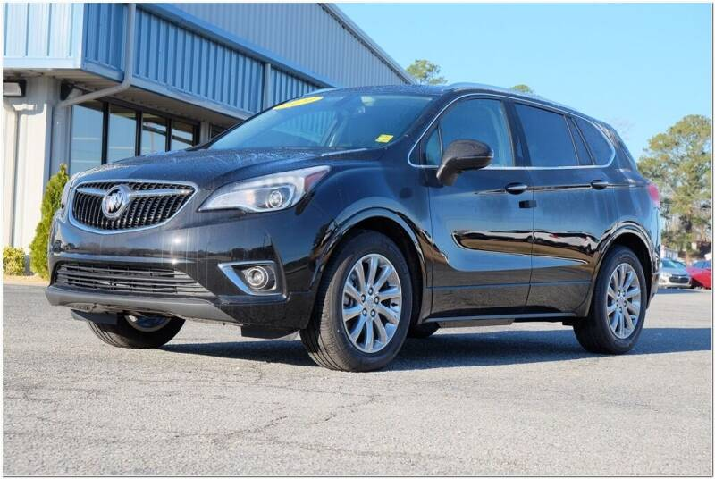 2020 Buick Envision for sale at STRICKLAND AUTO GROUP INC in Ahoskie NC