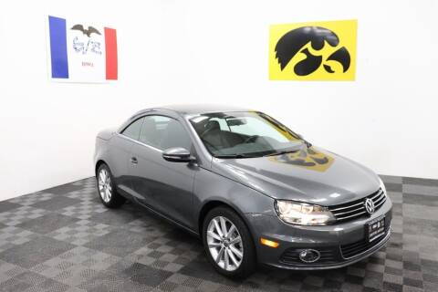 2015 Volkswagen Eos for sale at Carousel Auto Group in Iowa City IA