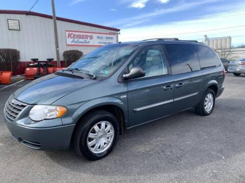 2006 Chrysler Town and Country for sale at Keisers Automotive in Camp Hill PA