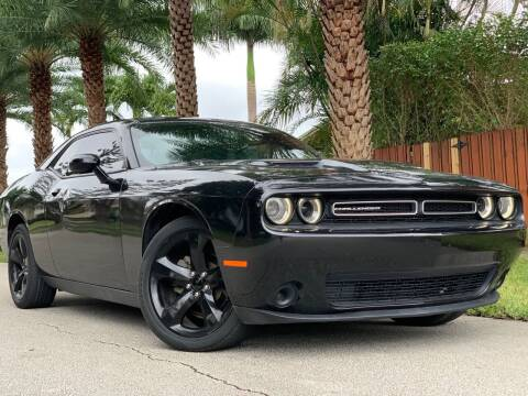 2015 Dodge Challenger for sale at HIGH PERFORMANCE MOTORS in Hollywood FL