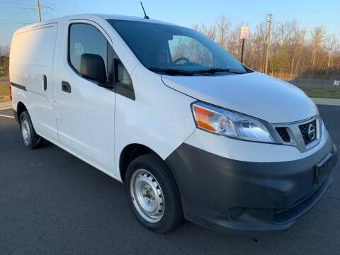 2018 Nissan NV200 for sale at Dulles Cars in Sterling VA