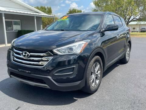 2016 Hyundai Santa Fe Sport for sale at Jacks Auto Sales in Mountain Home AR